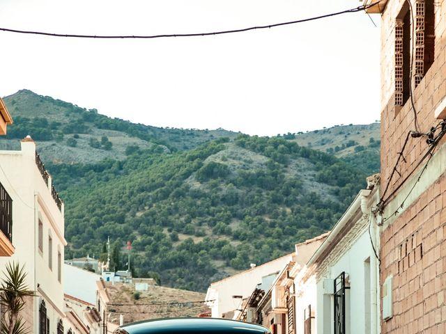 La boda de David y Eva en Illora, Granada 13