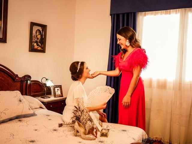 La boda de David y Eva en Illora, Granada 26