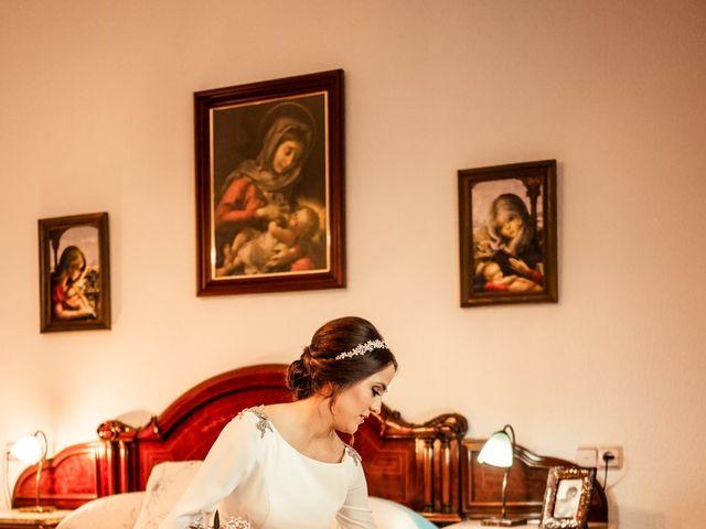 La boda de David y Eva en Illora, Granada 45