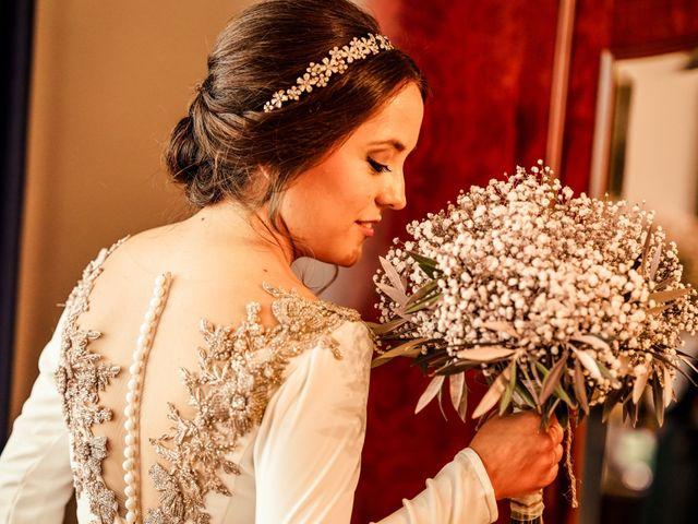 La boda de David y Eva en Illora, Granada 46
