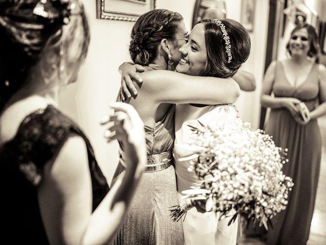 La boda de David y Eva en Illora, Granada 48