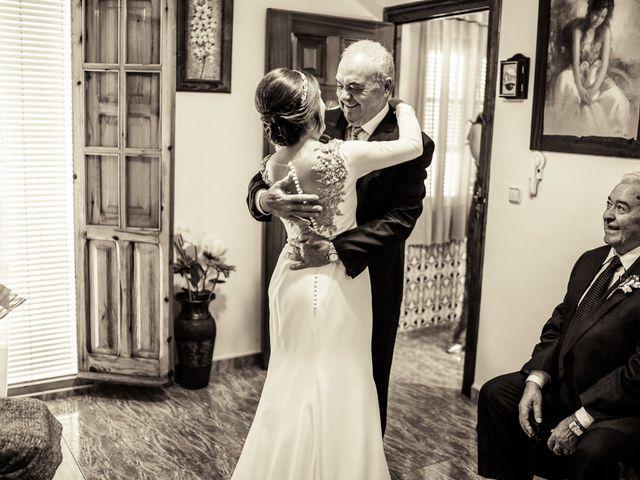 La boda de David y Eva en Illora, Granada 51