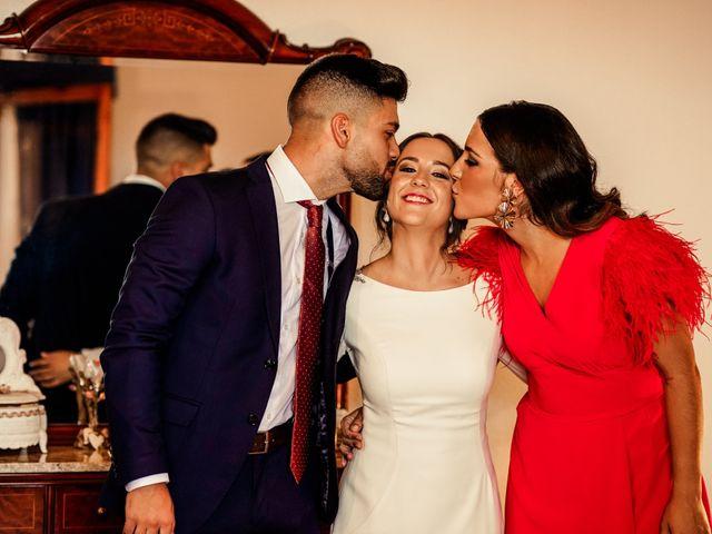 La boda de David y Eva en Illora, Granada 55