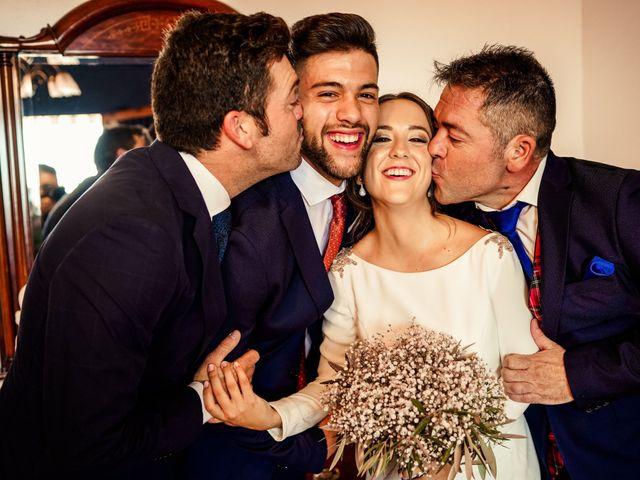 La boda de David y Eva en Illora, Granada 56