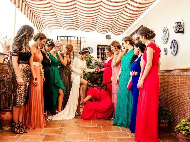 La boda de David y Eva en Illora, Granada 59