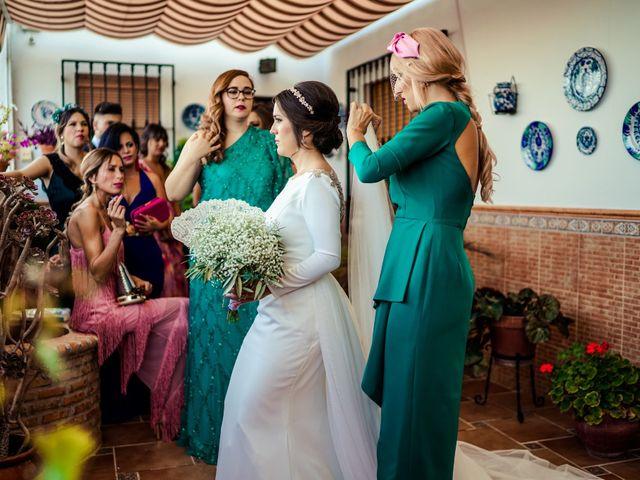 La boda de David y Eva en Illora, Granada 62