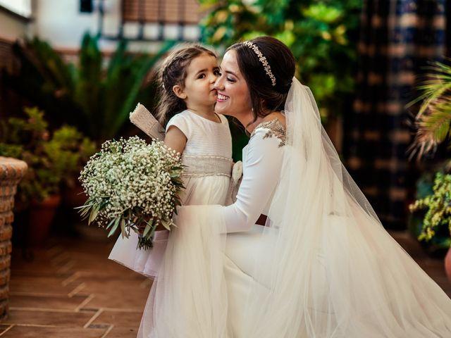 La boda de David y Eva en Illora, Granada 63