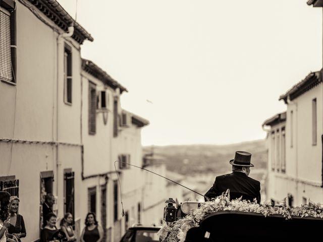 La boda de David y Eva en Illora, Granada 66