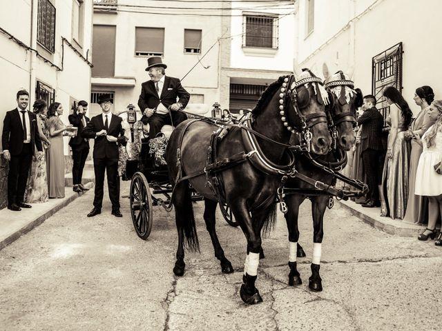 La boda de David y Eva en Illora, Granada 67