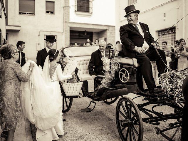 La boda de David y Eva en Illora, Granada 68