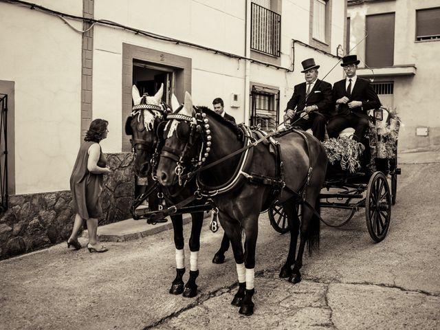 La boda de David y Eva en Illora, Granada 70