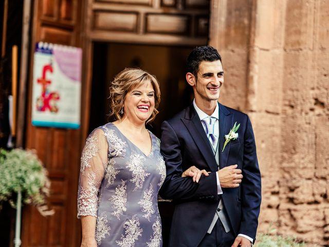 La boda de David y Eva en Illora, Granada 72