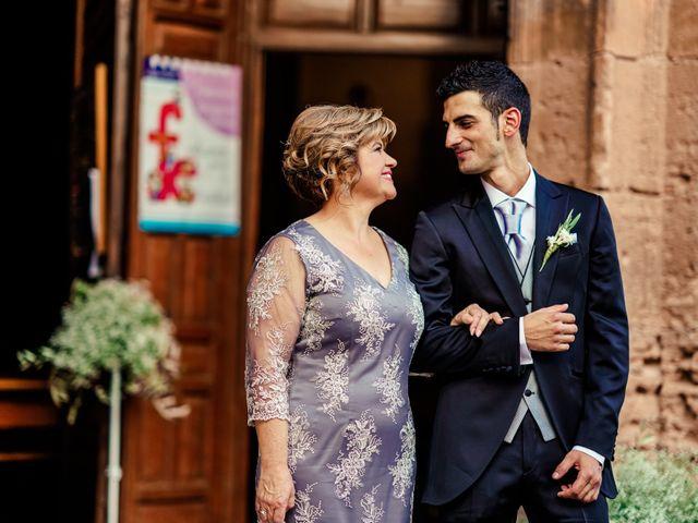 La boda de David y Eva en Illora, Granada 73