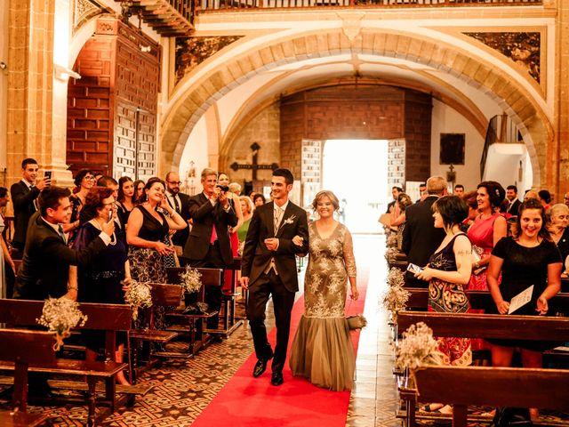 La boda de David y Eva en Illora, Granada 74