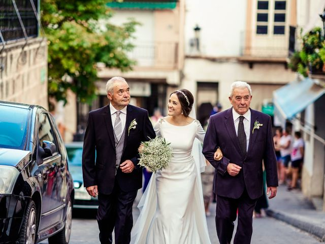 La boda de David y Eva en Illora, Granada 76
