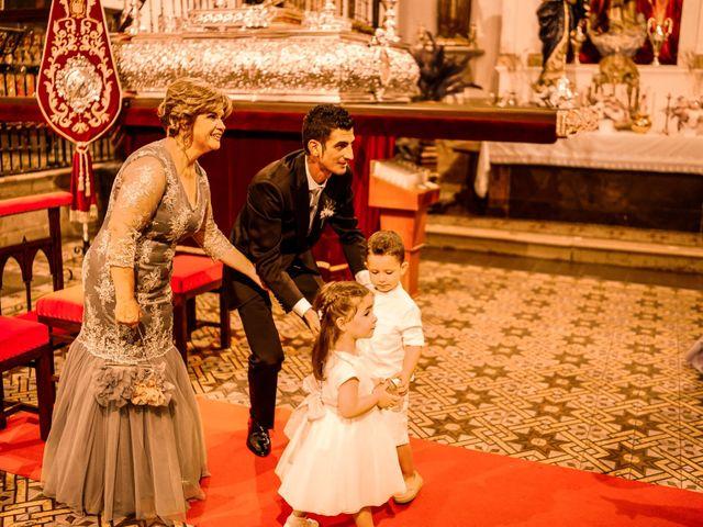La boda de David y Eva en Illora, Granada 77