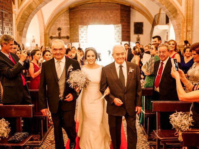 La boda de David y Eva en Illora, Granada 78