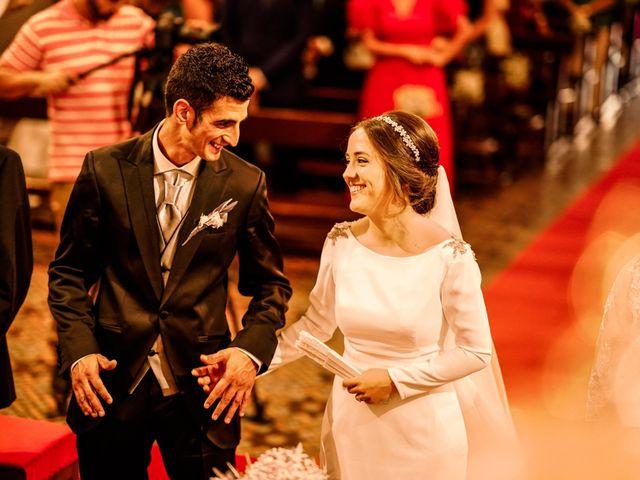 La boda de David y Eva en Illora, Granada 80