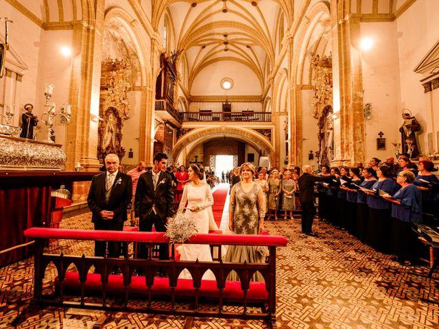 La boda de David y Eva en Illora, Granada 82
