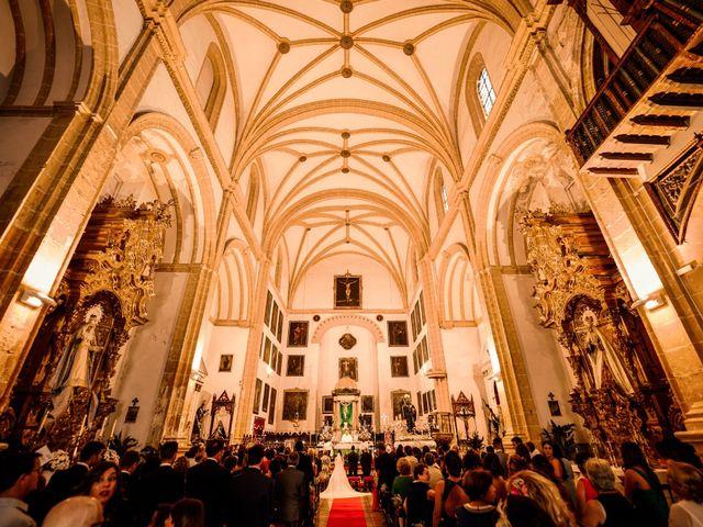 La boda de David y Eva en Illora, Granada 83