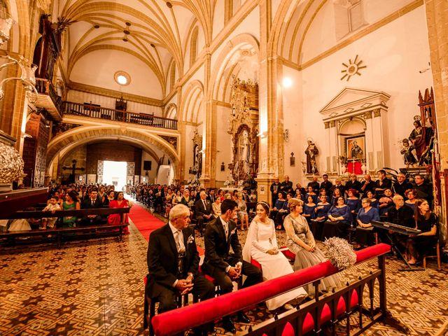 La boda de David y Eva en Illora, Granada 84