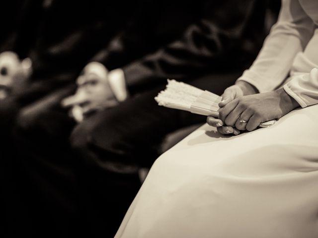 La boda de David y Eva en Illora, Granada 87