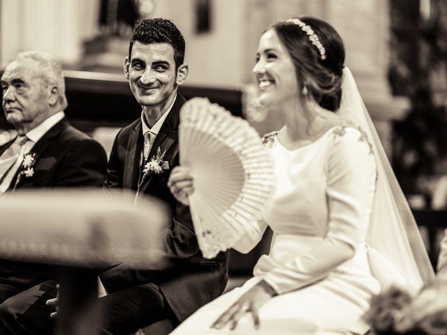 La boda de David y Eva en Illora, Granada 90