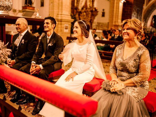 La boda de David y Eva en Illora, Granada 92