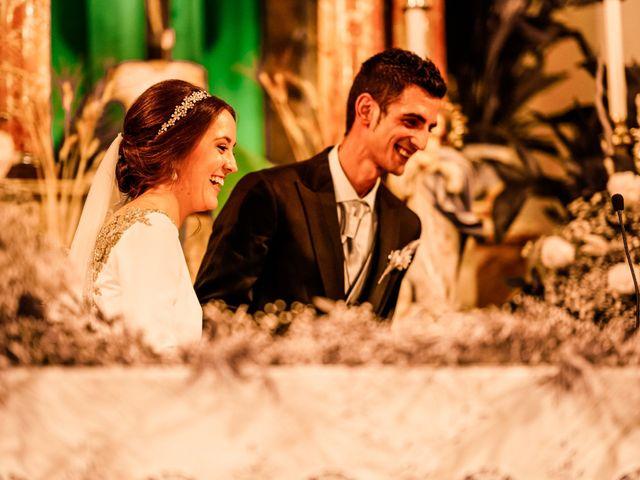 La boda de David y Eva en Illora, Granada 94