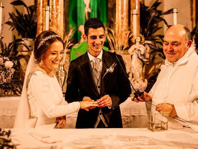 La boda de David y Eva en Illora, Granada 95