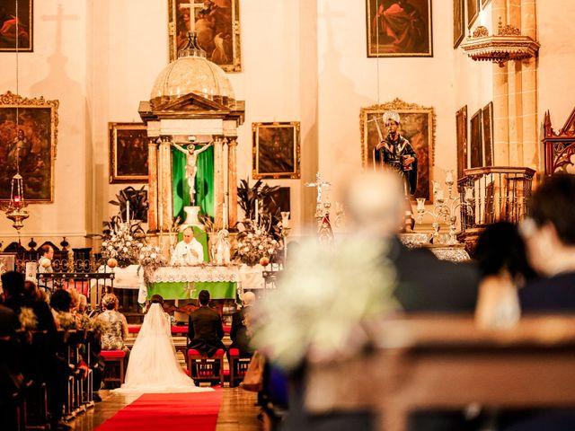 La boda de David y Eva en Illora, Granada 107