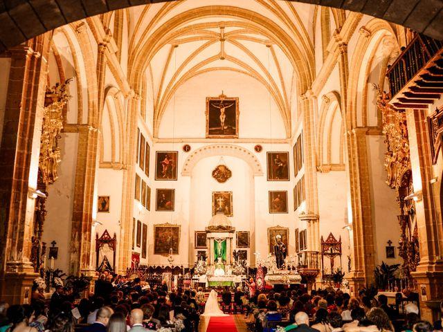 La boda de David y Eva en Illora, Granada 108