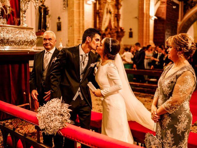 La boda de David y Eva en Illora, Granada 109