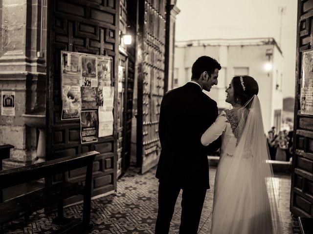 La boda de David y Eva en Illora, Granada 119