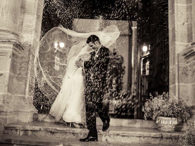 La boda de David y Eva en Illora, Granada 121