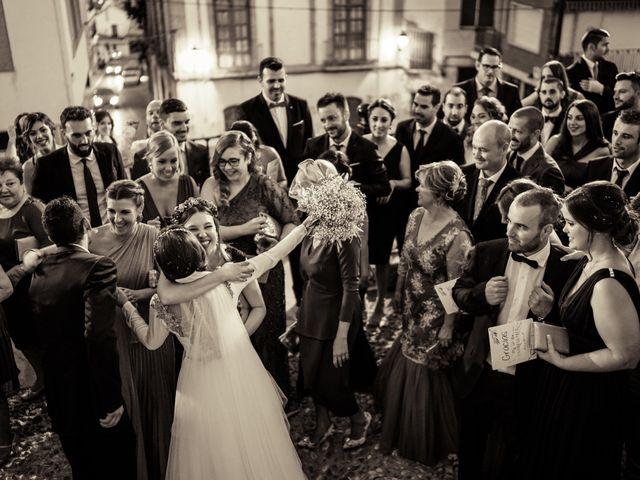 La boda de David y Eva en Illora, Granada 124