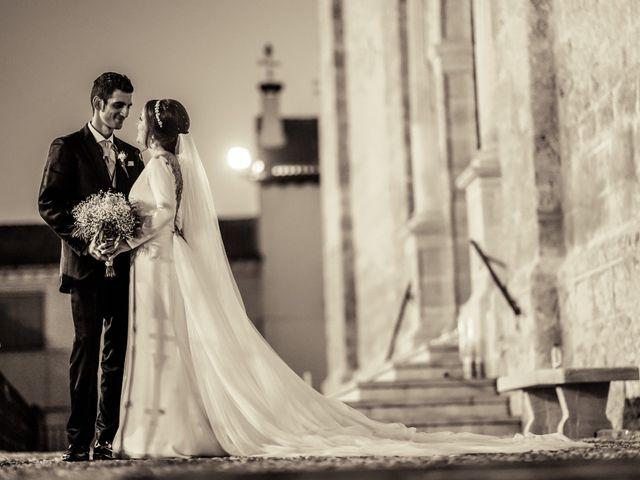 La boda de David y Eva en Illora, Granada 128
