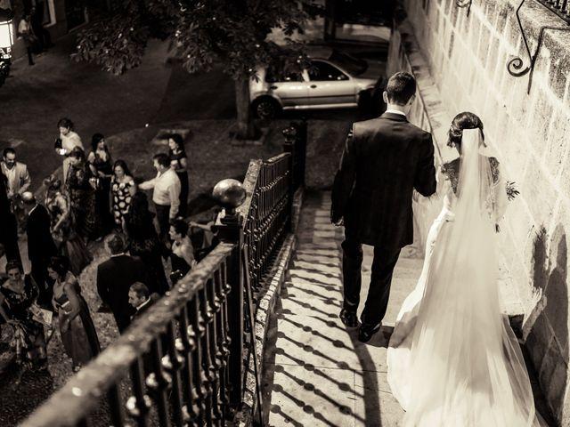 La boda de David y Eva en Illora, Granada 129