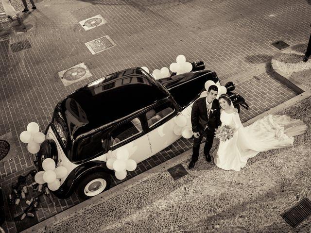 La boda de David y Eva en Illora, Granada 131