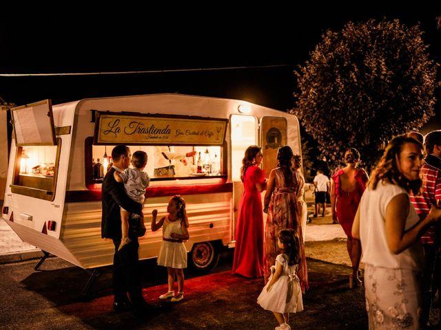 La boda de David y Eva en Illora, Granada 135