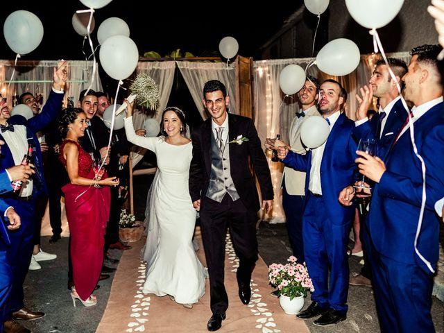 La boda de David y Eva en Illora, Granada 143