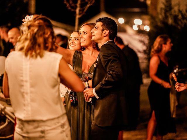 La boda de David y Eva en Illora, Granada 158