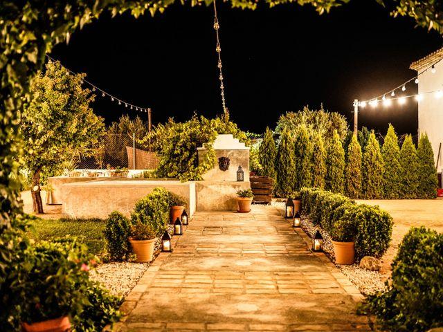 La boda de David y Eva en Illora, Granada 164
