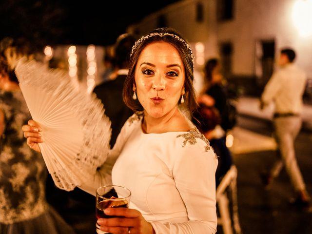 La boda de David y Eva en Illora, Granada 165