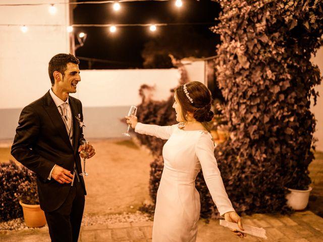 La boda de David y Eva en Illora, Granada 167