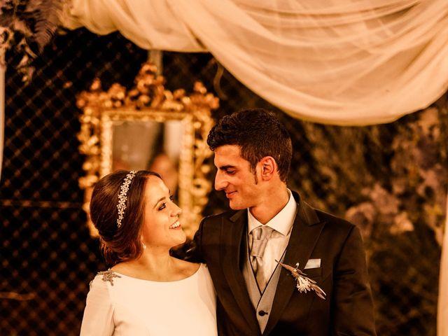 La boda de David y Eva en Illora, Granada 169