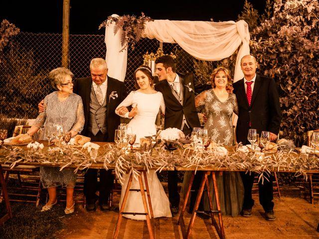 La boda de David y Eva en Illora, Granada 170