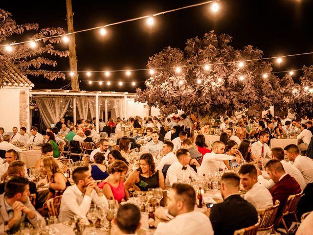 La boda de David y Eva en Illora, Granada 171