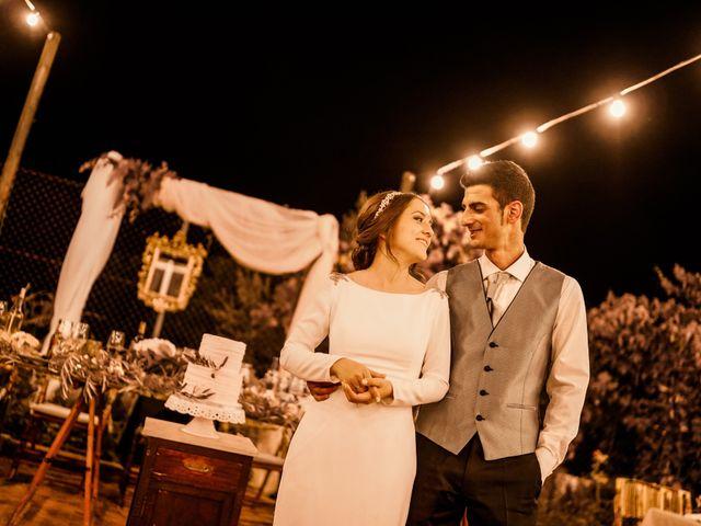 La boda de David y Eva en Illora, Granada 185
