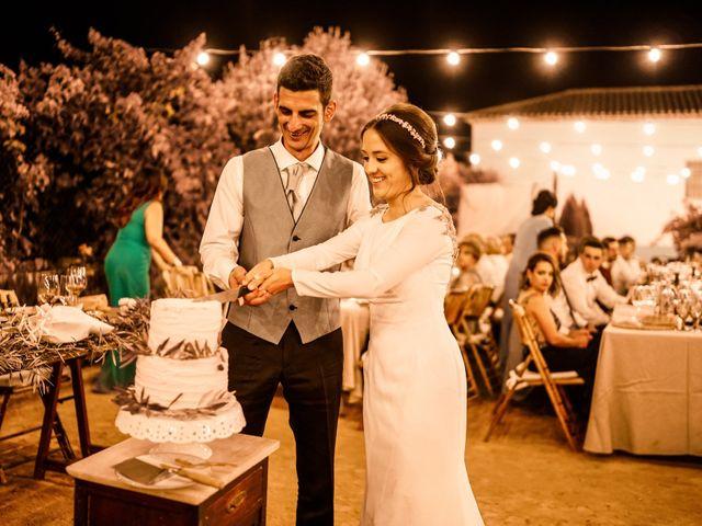 La boda de David y Eva en Illora, Granada 186